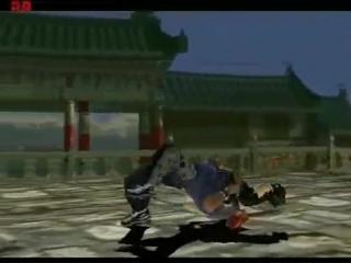 Tekken 3-king vol2