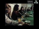 Queen Live In Japan 1975 Press Conference Tea Ceremony