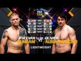 UFC 223 Dunham vs Aubin-Mercier