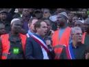Patrice Bessac, maire communiste de Montreuil, réquisitionne un bâtiment d'état pour loger 150 migrants maliens