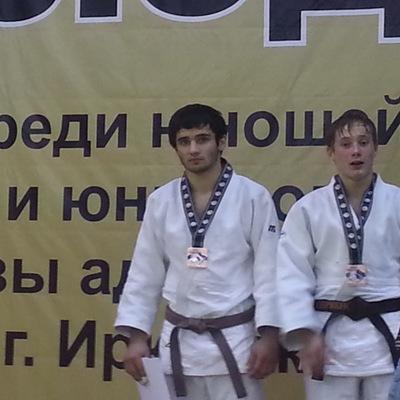 Мухаммат Атакуев, 18 февраля , Нальчик, id178786380