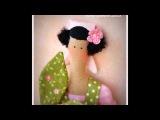 мои куклы и игрушки Тильда