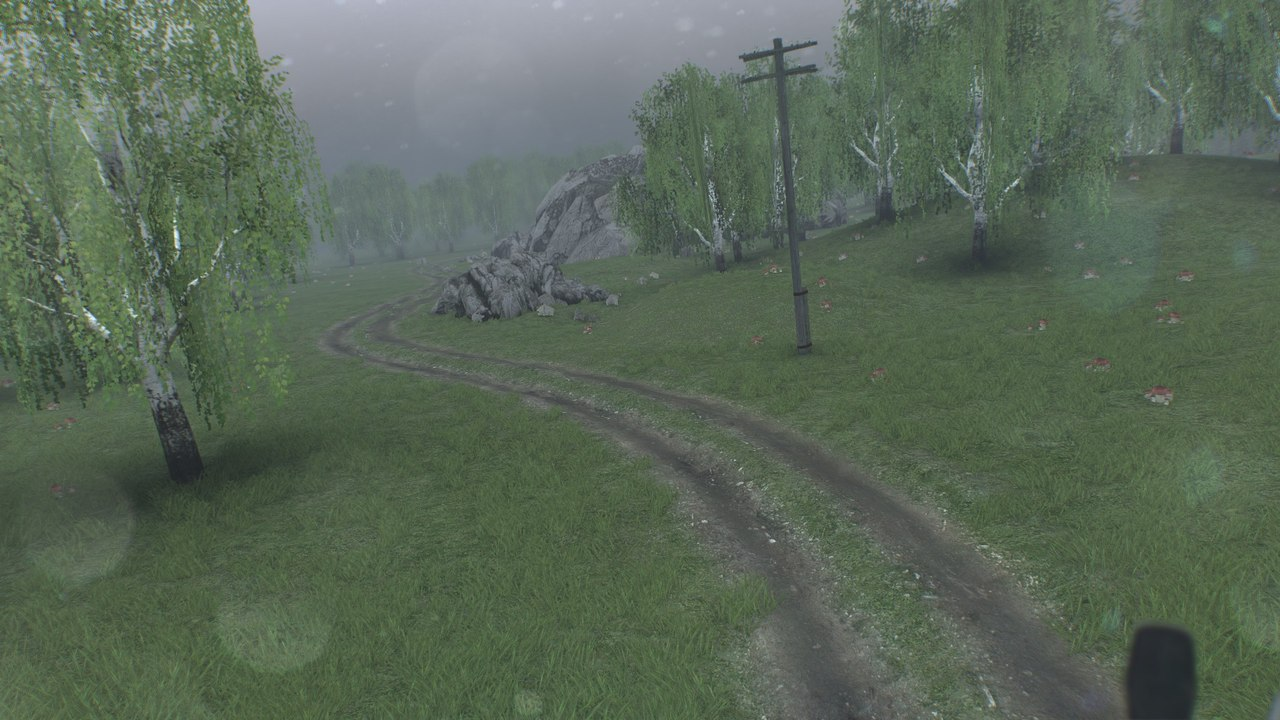 """Карта """"Долгая дорога"""" для 25.12.15 для Spintires - Скриншот 1"""
