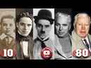 Charlie Chaplin | Transformation From 10 To 88 Years Old