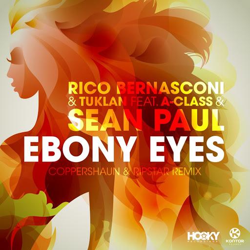 Rico Bernasconi альбом Ebony Eyes (Coppershaun & Ripstar Remix)