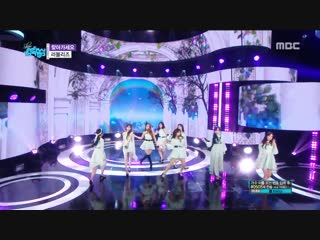 Lovelyz - Lost N Found @ Music Core 181215