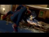 PS4 «Человек-Паук» игра | Новый трейлер.