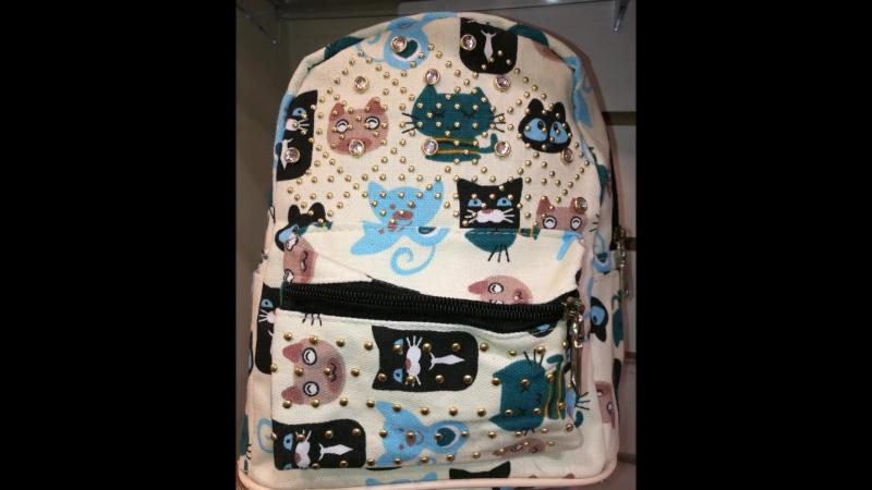 Рюкзаки в магазине Ярасту
