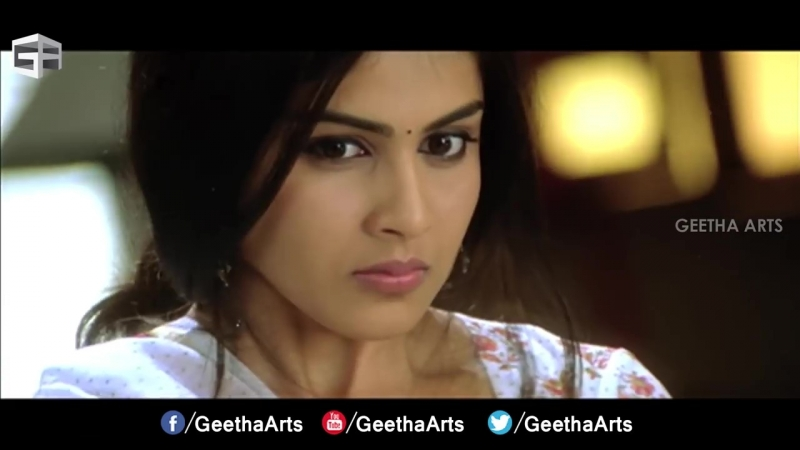 I Hate You Happy Movie Allu Arjun Genelia