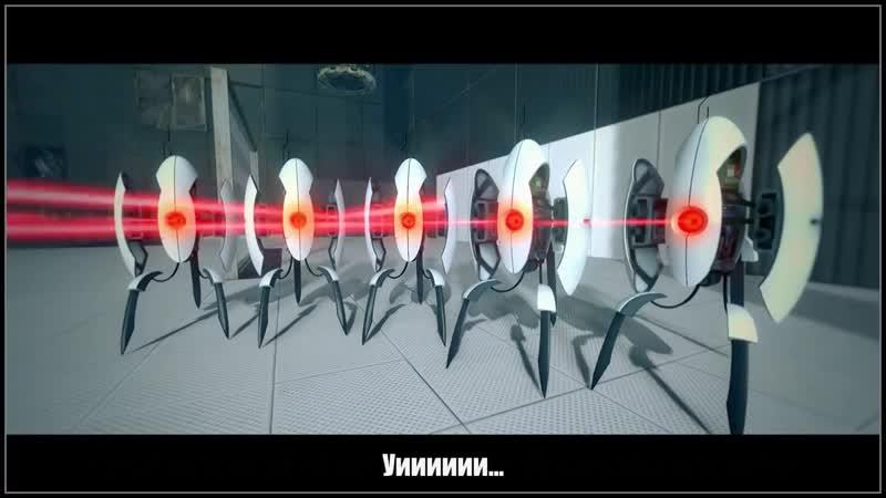 Portal - This is Aperture - Эпоха Valve