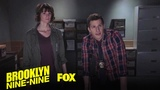 Jake Makes The Criminals Sing Season 5 Ep. 17 BROOKLYN NINE-NINE