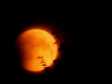 Лунное затмение в Усть-Куломском районе 27.07.2018