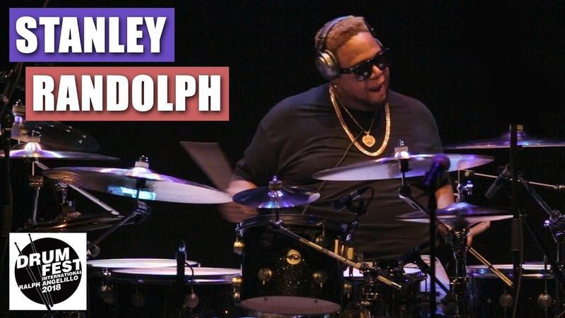 Stanley Randolph | Superstition | The Ralph Angelillo International Drum Fest 2018