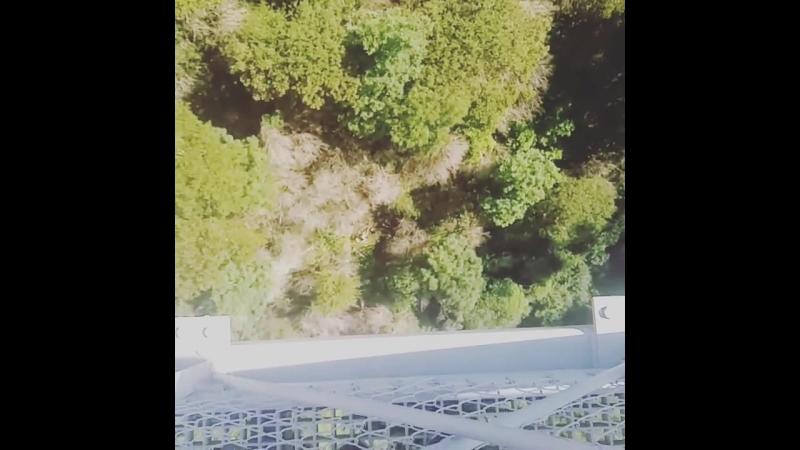 вид с моста Скайпарк
