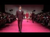 Показ мужской коллекции Dolce&Gabbana Лето 2015