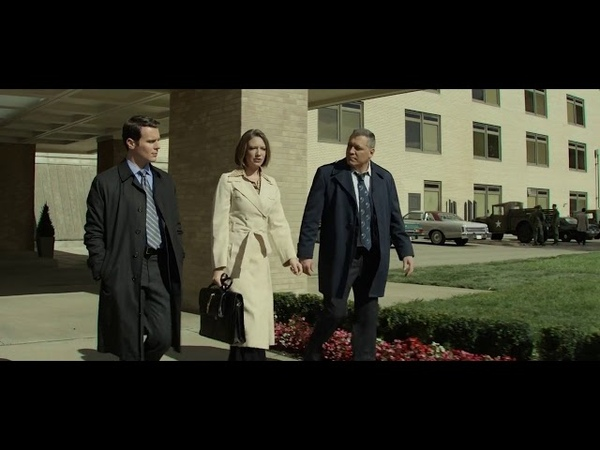 How do you get to be a president of the US if you are a sociopath (Mindhunter S01E03)