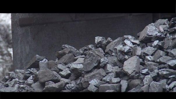 Захарченко раздает уголь
