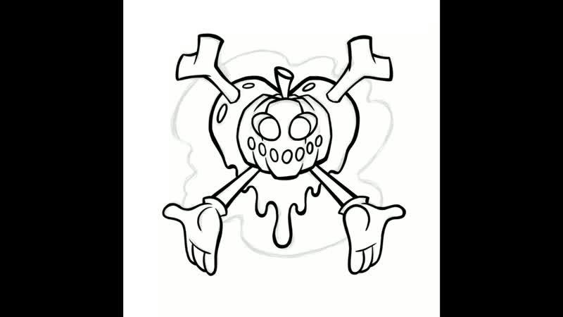Ipad Pro Procreate Illustration | SpeedPaint | Pumpkin Valentine's Day (by spaun.lord)