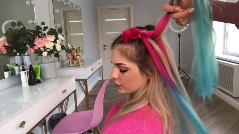 Плету косы 😍😍😍