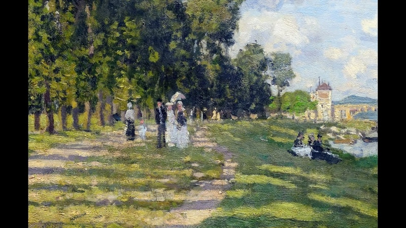 How to recognize Monet: The Basin at Argenteuil