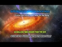 Supermassive black hole ULAS J13420928 just discovered, 800 million times the mass of the Sun!