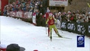 Marit Bjørgen vs Petter Northug jr in FIRST EVER Cross Country Sprint