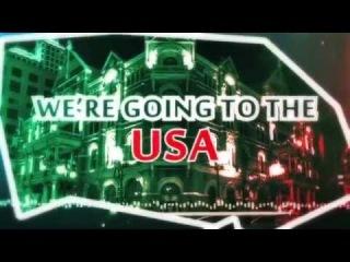 Hitarda - A Weekend in the USA! (Lyrics Video)