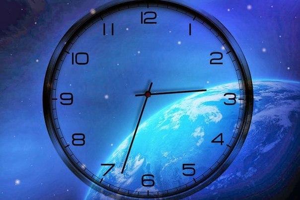 Влияние времени на человека. (1 фото) - картинка