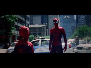 Новый Человек-Паук: Высокое Напряжение/ The Amazing Spider-Man 2 (2014) Трейлер №2