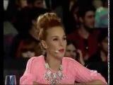 X ფაქტორი   თამუნა შავერდაშვილი   Tamuna Shaverdashvili   X Factor Georgia Saqartvelo 1