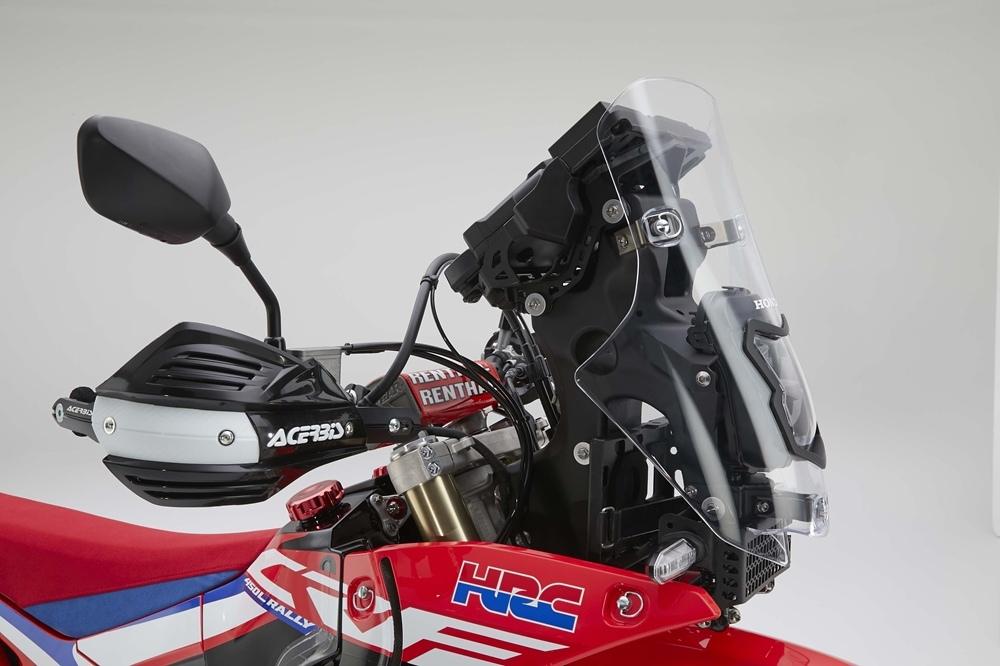EICMA 2018: концепт Honda CRF450L Rally