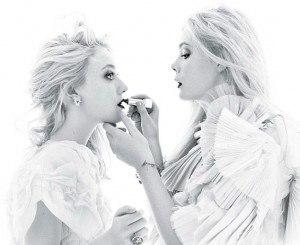Вечерний макияж образ