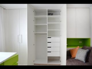 Видеообзор шкафа в гостевую комнату