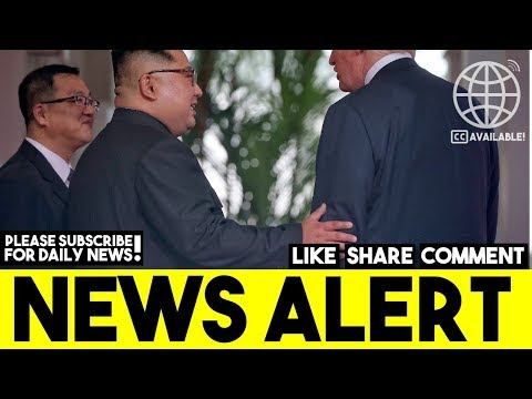 PRESIDENT TRUMP GETS HUGE SURPRISE IMMEDIATELY AFTER LANDING IN SINGAPORE