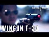 Wingun T-33 Co2 Powered Gas Blowback Pistol