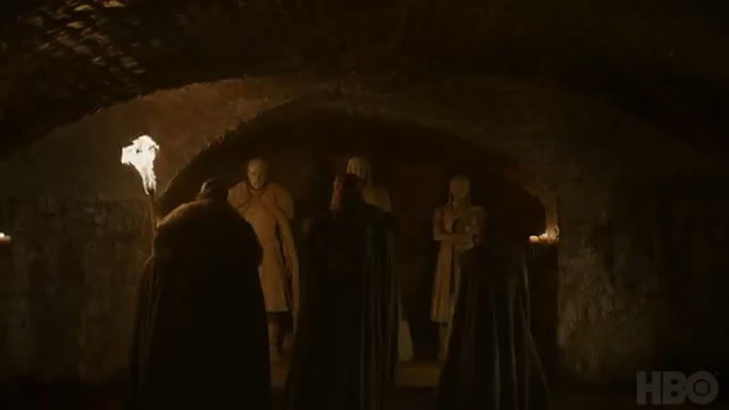 Тизер восьмого сезона «Игры престолов». Премьера с 14 апреля.