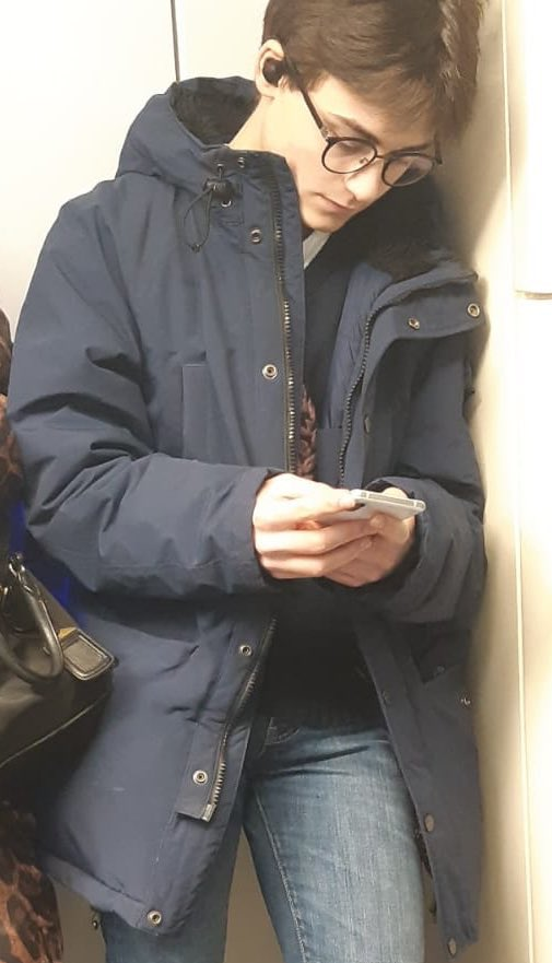 Хогвартс в метро