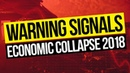 PETER SCHIFF People Are Worried About These Economic Crisis Warning Signals