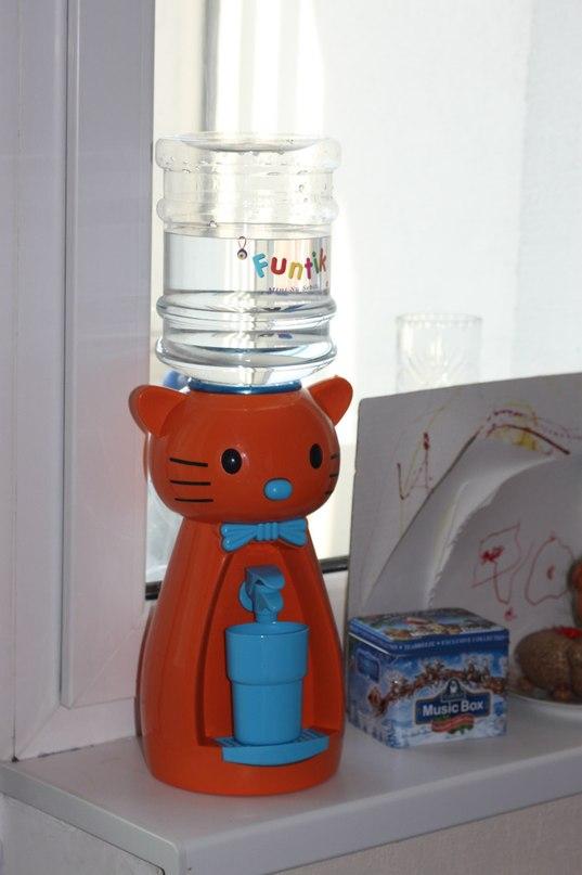 Детский кулер Фунтик