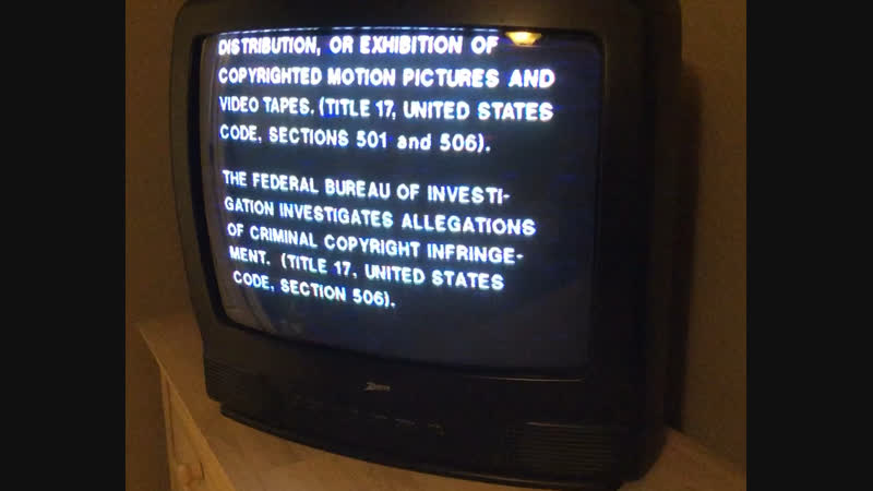 Opening to Seven Brides for Seven Brothers 1981 VHS