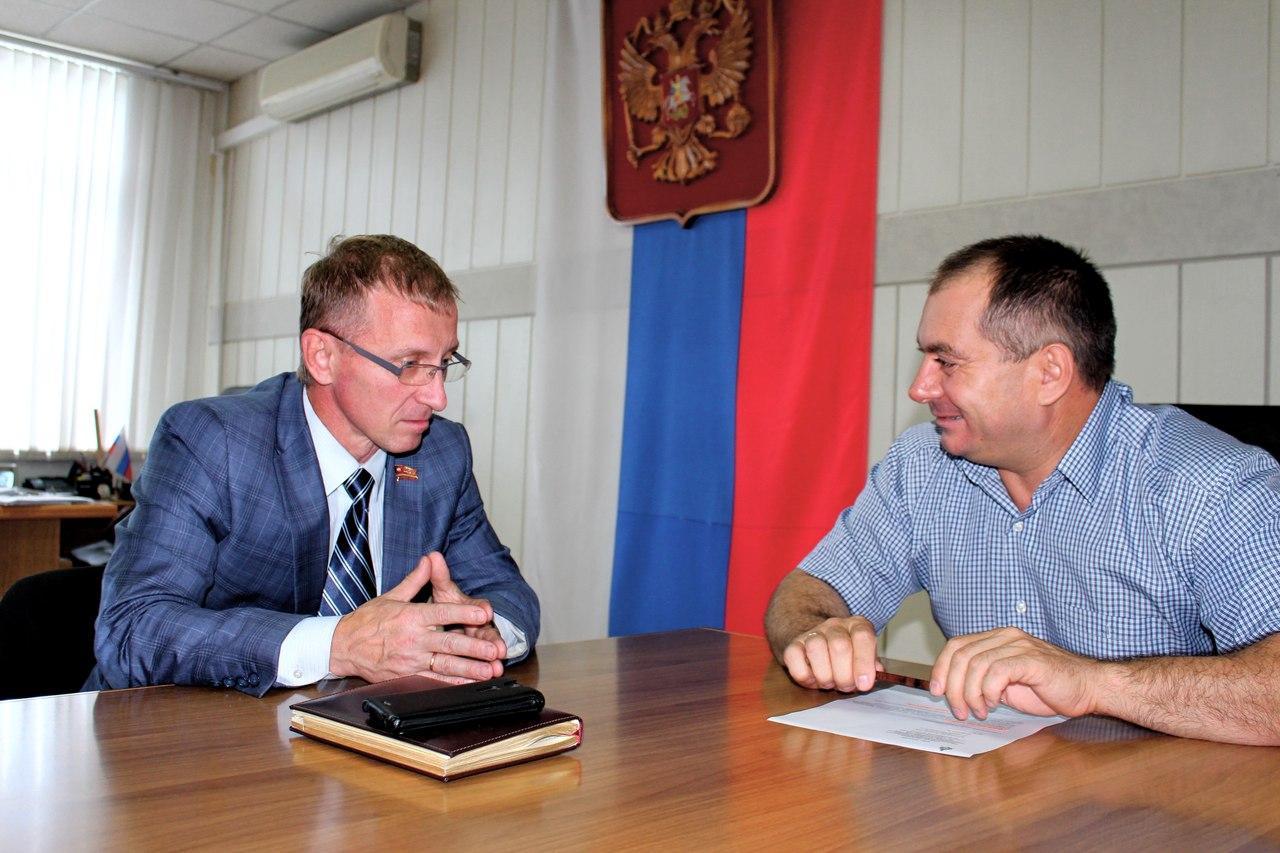 К. Нациевский и С. Шулаев