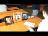 Икона Спасителя реально помогла студенту на экзамене