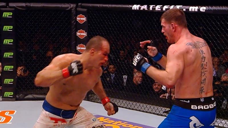 Лучшие бои тяжеловесов в UFC