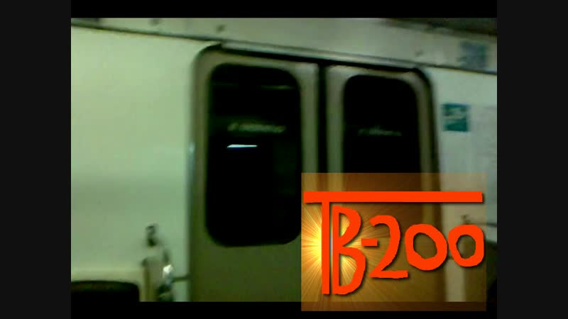 Заставка для ТВ-200 - начало вещания (версия №2) (18-окт-2017)
