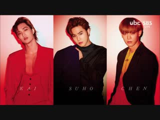 [COMEBACK STAGE] 181216 SBS Inkigayo @ EXO — Love Shot