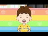 Johny Johny yes papa - Bad baby Johny - English cartoon - Kids song with lyrics