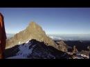 Гора Кения, пик Ленана (Mount Kenya, peak Lenana) вид с пика