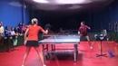 Уроки настольного тенниса на Новой Риге. Урок 2.