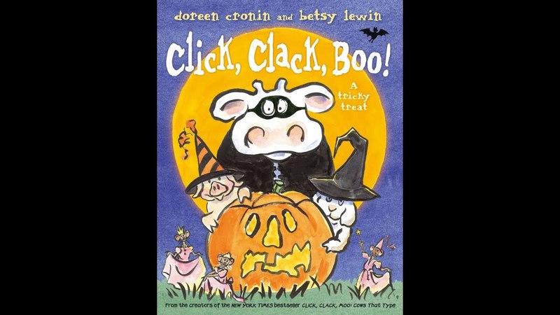 Click, Clack, Boo: A Tricky Treat