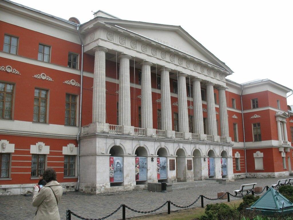 3Lo7r5-TS78 Тверская улица - главная улица Москвы.